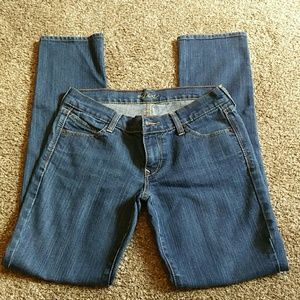 Old Navy jeans size 6 long